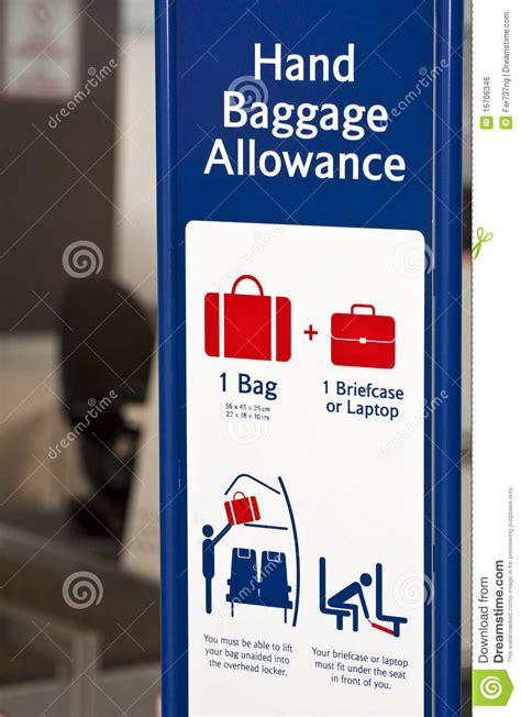 united airlines baggage allowance per person baggage allowance royalty free stock image image 16706346