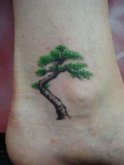 bonsai tattoo bonsai tree