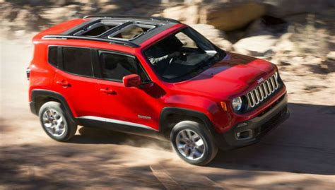 red jeep renegade 2016 2016 jeep renegade colors