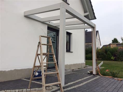 Vordach Holz Selbst Bauen 3871 by Vordach Aus Holz Selber Bauen Bvrao