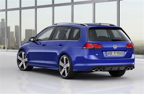 volkswagen golf wagon 2015 volkswagen golf r variant wagon revealed performancedrive
