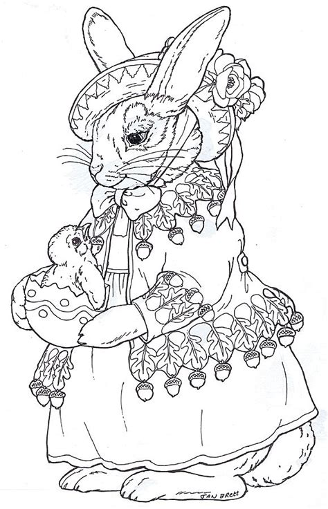 coloring pages for adults bunny beatrix bunny embroidery pattern for nanny embroidery