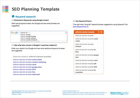 seo checklist template how to do seo for a website beginner s guide