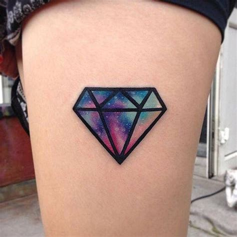 watercolor tattoo diamond 25 best ideas about tattoos on small