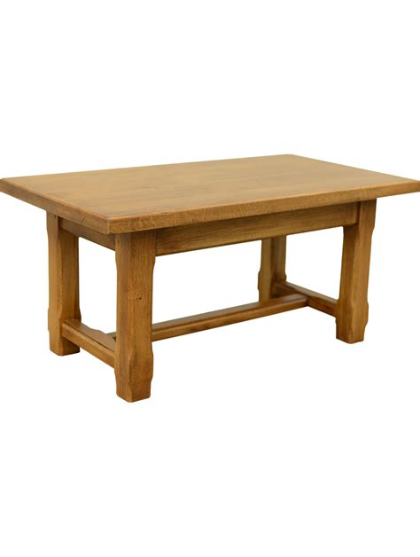 Table Basse En Chene Massif by Table Basse Rustique Ch 234 Ne Massif