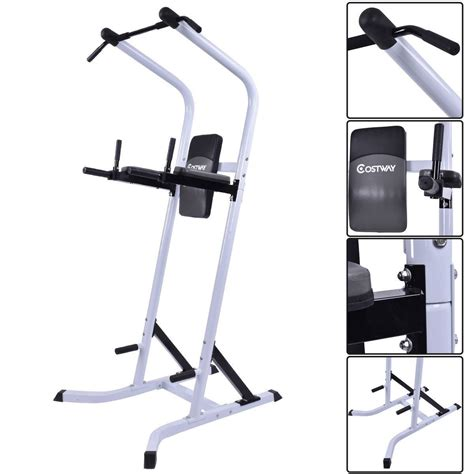 equipment chin up stand pull up bar dip power tower
