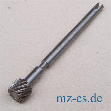 Ritzel Montage Motorrad by Ritzel Tachometerantrieb Mz Es 125 150 0 1 Mz Es De