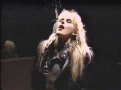 lita ford with ozzy osbourne vintage clothes retro lita ford ozzy my forever