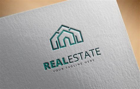 Real Estate Logo Templates by 18 Real Estate Logos Free Psd Eps Ai Illustrator
