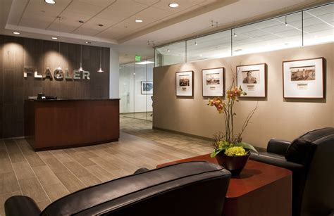 financial office lobby relocates  deerwood north