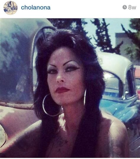 Cholas Hairstyles 107 best images about cholas on