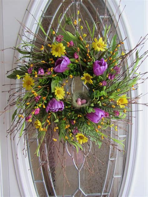 spring wreath 17 best images about easter spring wreaths on pinterest