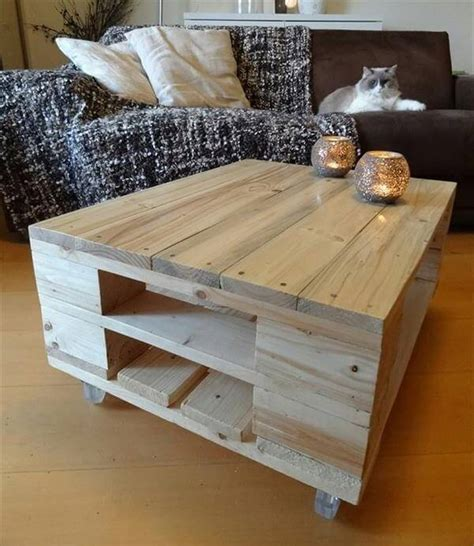 Rustic Pallet Coffee Table Rustic Pallet Coffee Table For Living Room
