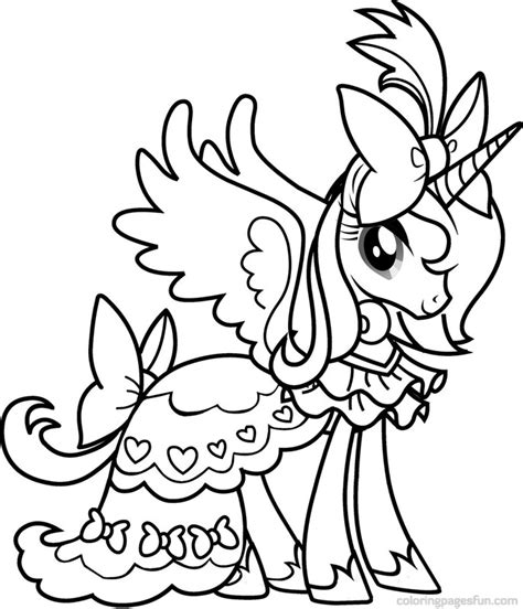 princess cadence coloring pages az coloring pages