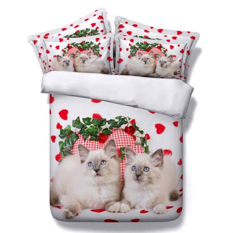 cat bed sheets popular cat comforter sets buy cheap cat comforter sets