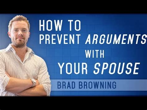 8 Tips To Stop On Your Partner by How To Prevent Arguments With Your Husband Or Tips