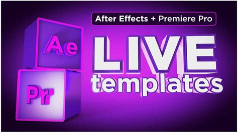 after effects cc templates week in premiere 11 18 16 premiere bro