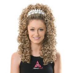 how to put on a irish dance wig french braids irish dance bun wig pretty back style irish dance hair