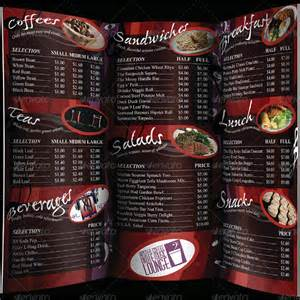 coffee shop menu template free 20 coffee menu templates free sle exle format