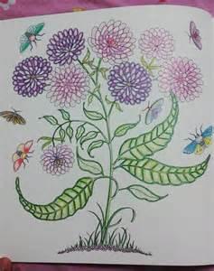 secret garden colouring book coloured in secret garden johanna basford colormeshine