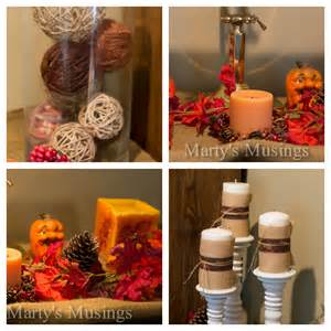 Home Decor For Fall by Easy Fall Home Decor