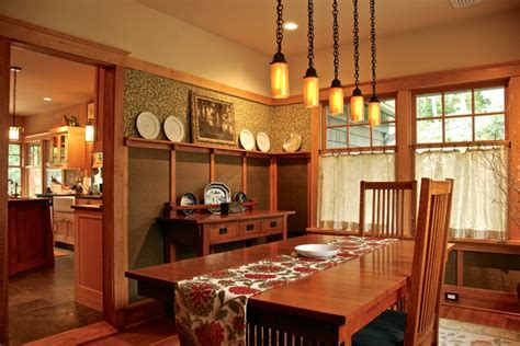 craftsman dining room my own house craftsman dining room new york by