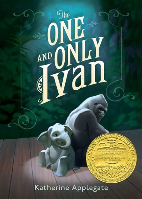 if only for one books the one and only ivan by katherine applegate