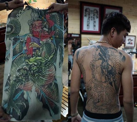 best tattoo studio hanoi vietnam buddhism tattoos hanoi tattoo shops tran quoc