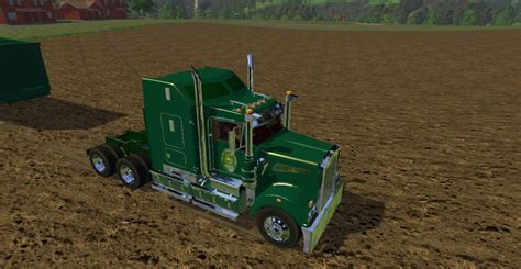Deer Ls by Deer Truck Trailer Fs15 Mod
