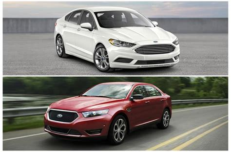 Report 2018 Ford Taurus 2018 ford fusion vs 2018 ford taurus to u s