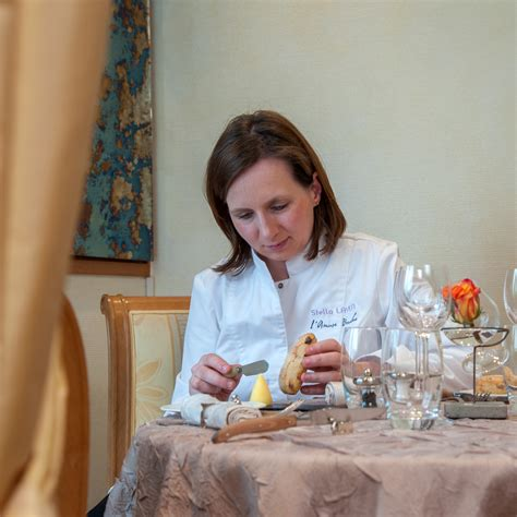 femme chef de cuisine stella layen femme et chef de cuisine 224 strasbourg