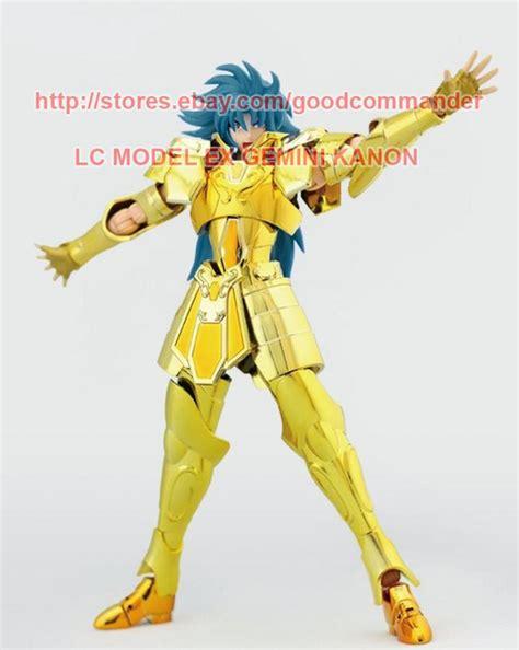 Lc Model Gemini Kanon seiya generation lc model gold gemini kanon ex
