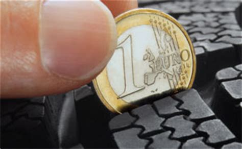 Motorrad Reifen Profiltiefe by Rutschpartie Durch Abgefahrene Reifen Profiltiefe Messen