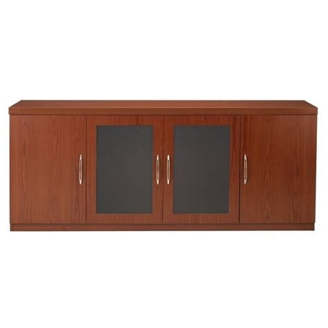 Low Cabinet by Mayline Aberdeen Low Wall Storage Cabinet Alclcr