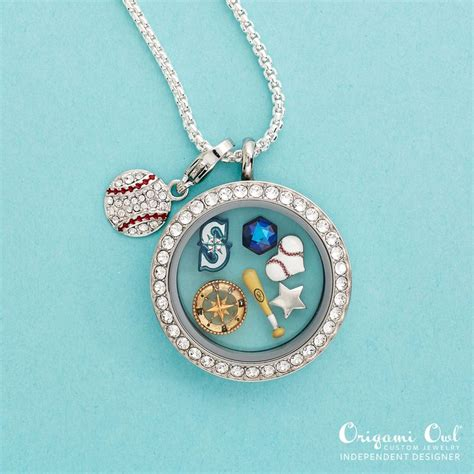 Origami Owl Team - seattle mariners o2 has partnered with mlb so you can