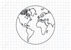 The Globe Theatre Outline by Globe Outline Clipart 58