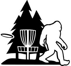 Free Disc Golf Stickers