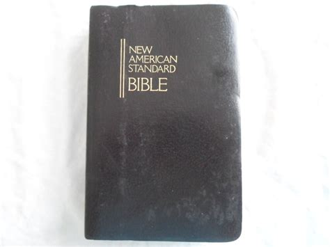 Nelson New American Standard Bible Words Of Christ Red