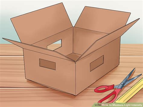 how to measure light how to measure light intensity with pictures wikihow