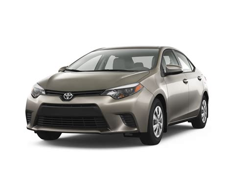 2014 Toyota Corolla S Features 2014 Toyota Corolla Le Eco Review