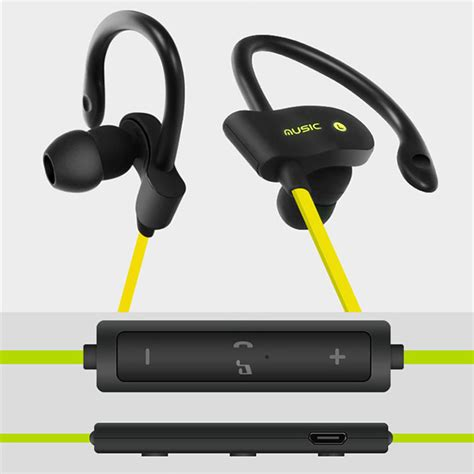 Original Dacom L02 Sport Water Proof Dual Neckband Bluetooth Earphone wireless bluetooth anti falling stereo headphone earphone for iphone 7 samsung