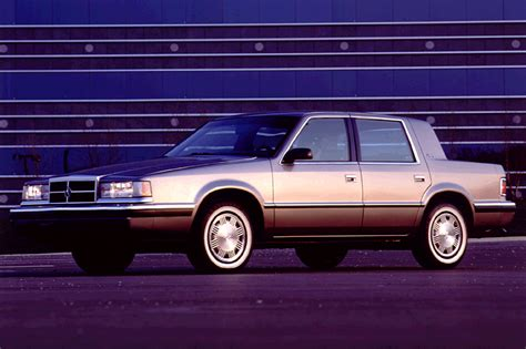 how petrol cars work 1992 dodge dynasty user handbook 1990 93 dodge dynasty consumer guide auto