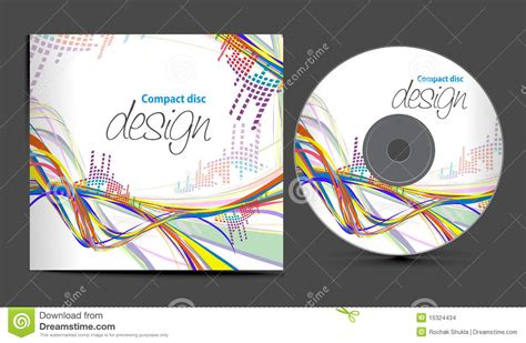 design free cd cover cd cover design stock images image 15324434