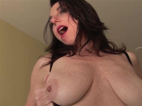 Hot 4 Milf Sexy Brunette Milf In Stockings Karen Kougar