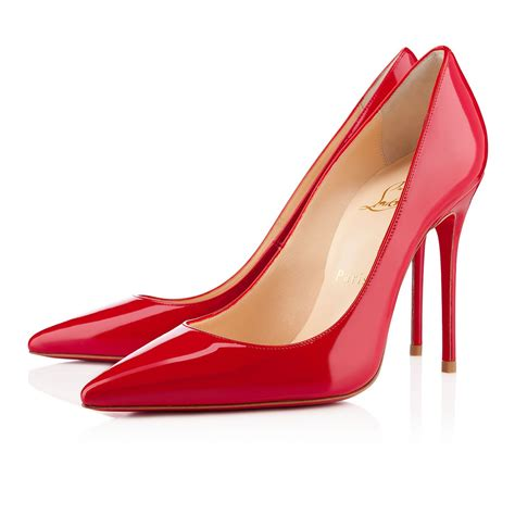 high heels on sale cheap 2018 christian louboutin bottom decollete 554 10cm