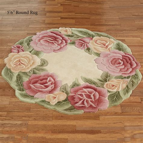 roses rug nouveau sculpted floral rugs