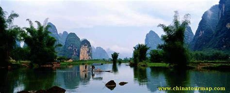li river locationli river mapli river location li river