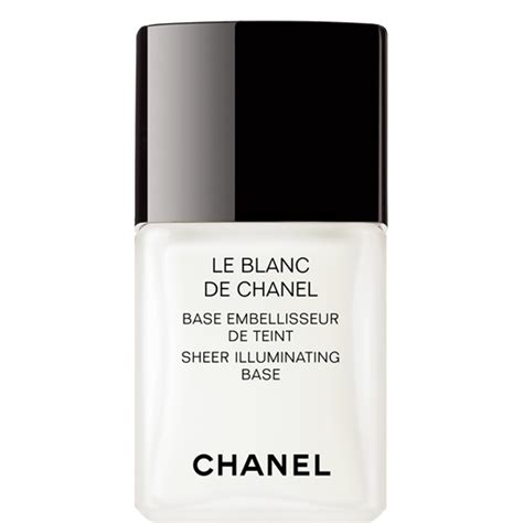 Le Blanc De Chanel Primer chanel makeup and cosmetics boutique