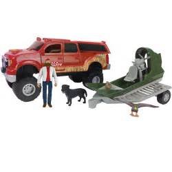 Adventure Wheels Truck Toys Duck Dynasty Adventure Wheels Deluxe Gift Set Walmart