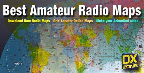 Ham Radio Sweepstakes - 15 best ham radio maps sites